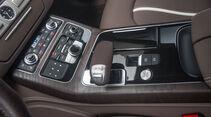 Audi A8, Bedienelemente