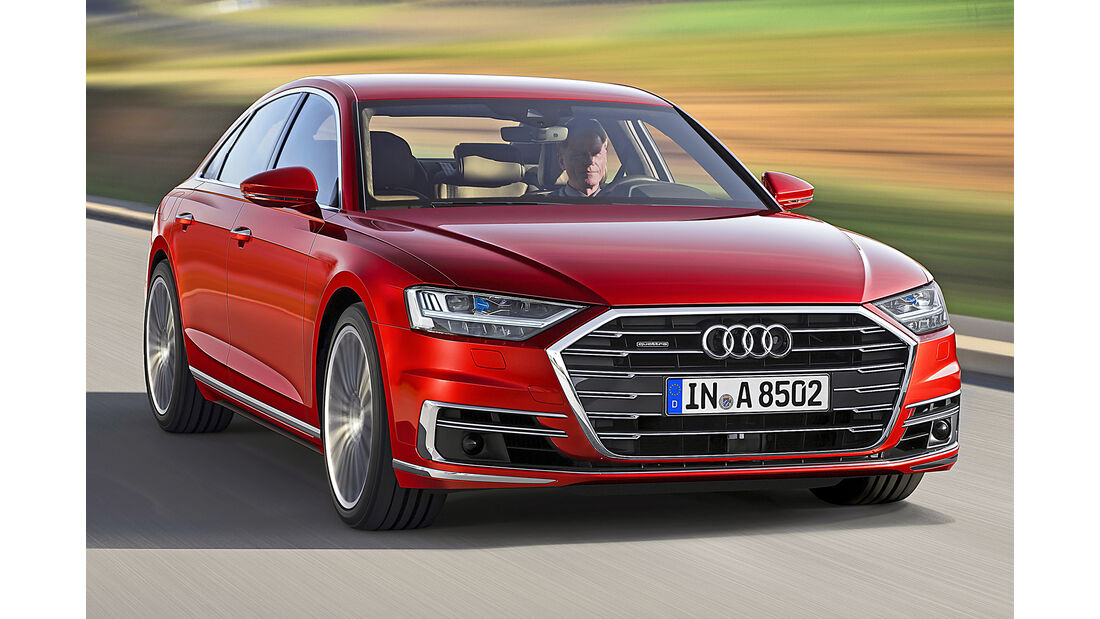 Audi A8, Best Cars 2020, Kategorie F Luxusklasse