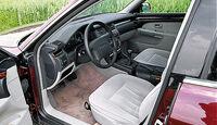 Audi A8, Cockpit, Fahrersitz