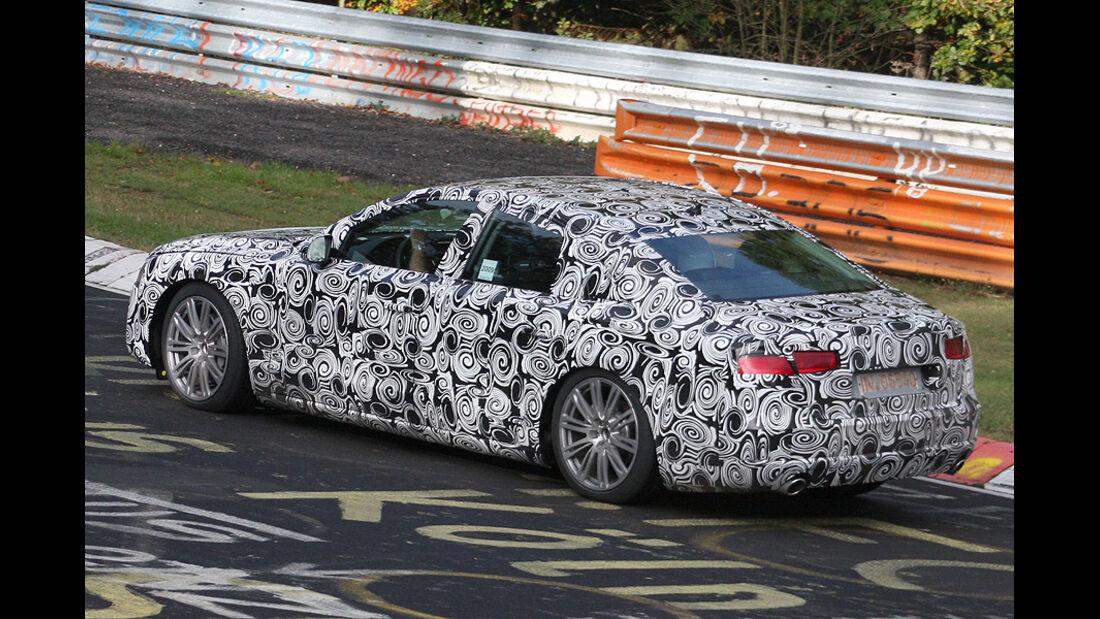 Audi A8 Erlkönig
