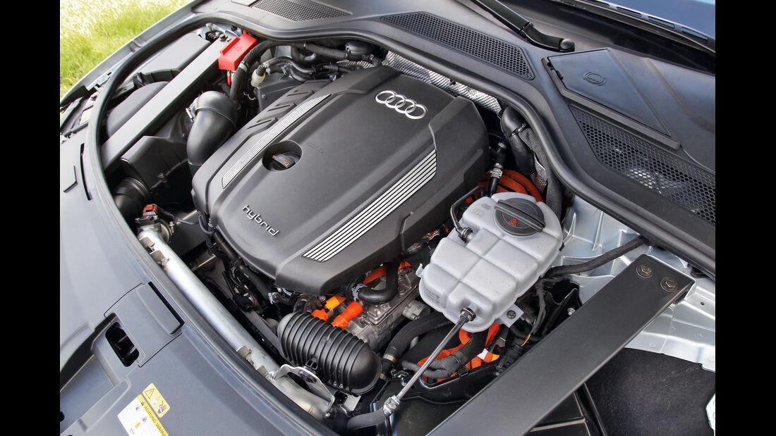 Audi A8 Hybrid, Motor
