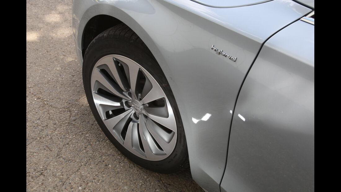 Audi A8 Hybrid, Rad, Felge
