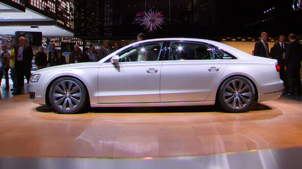 Audi A8, IAA