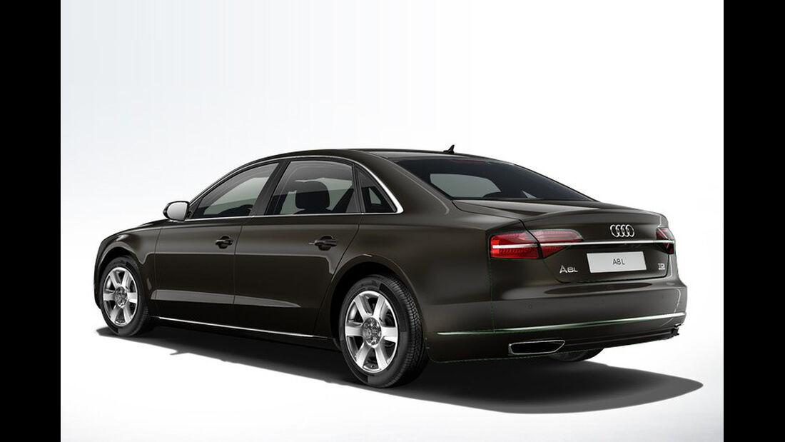 Audi A8 L 3.0 TDI