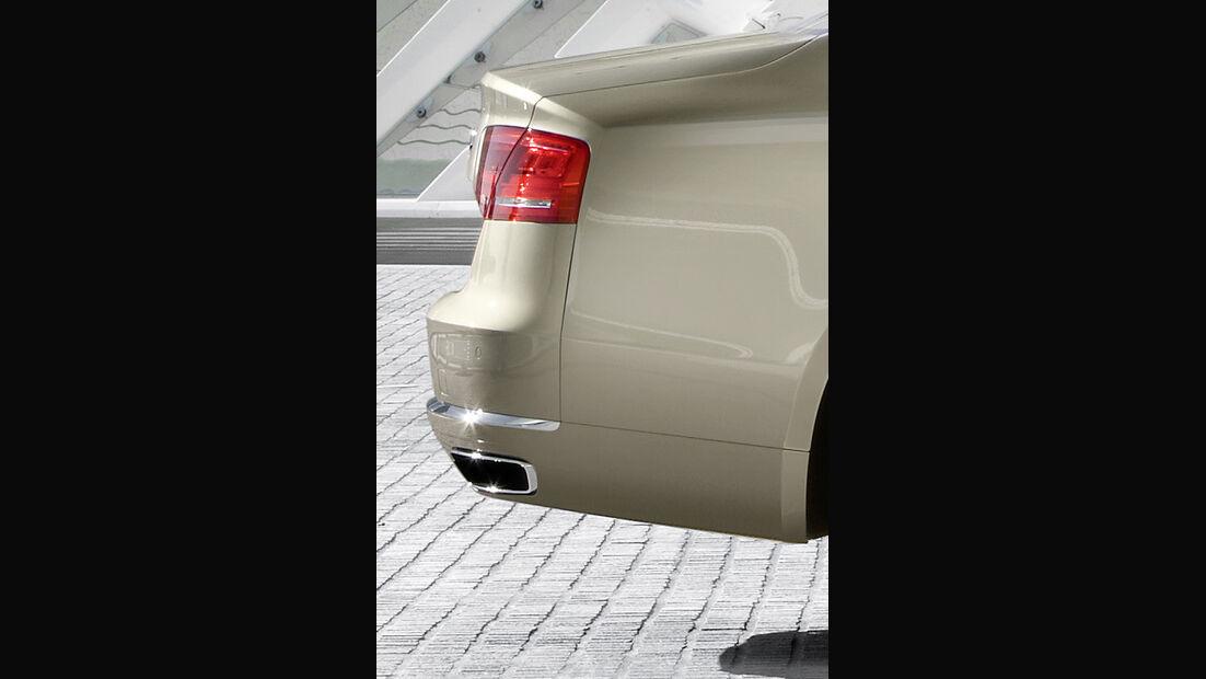 Audi A8 L, Langversion