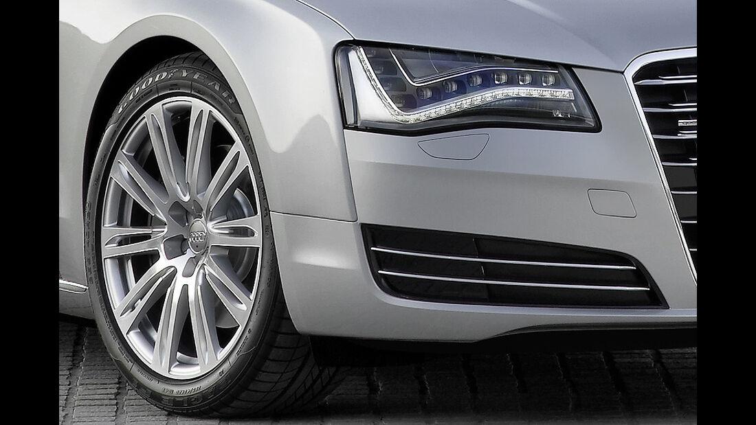 Audi A8 L, Langversion, Felge