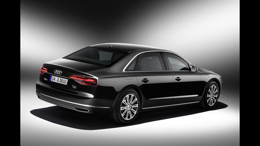 Audi A8 L Security (2016)