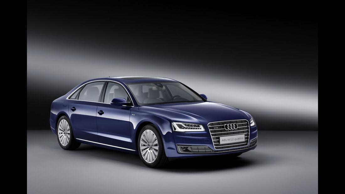 Audi A8 L W12 exclusive - Limousine - Langversion