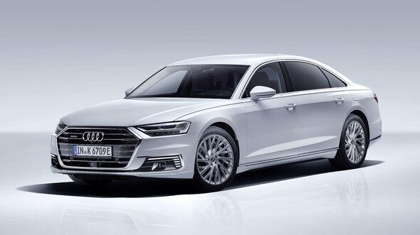 Audi A8 L e-tron