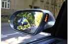 Audi A8, Rückspiegel