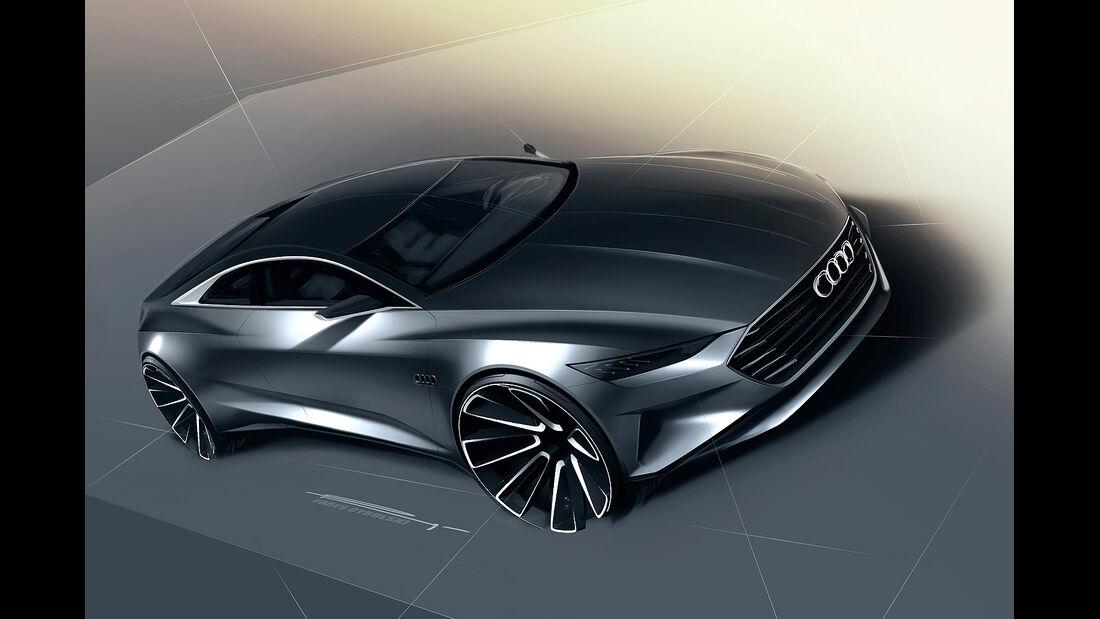 Audi A9 Prologue