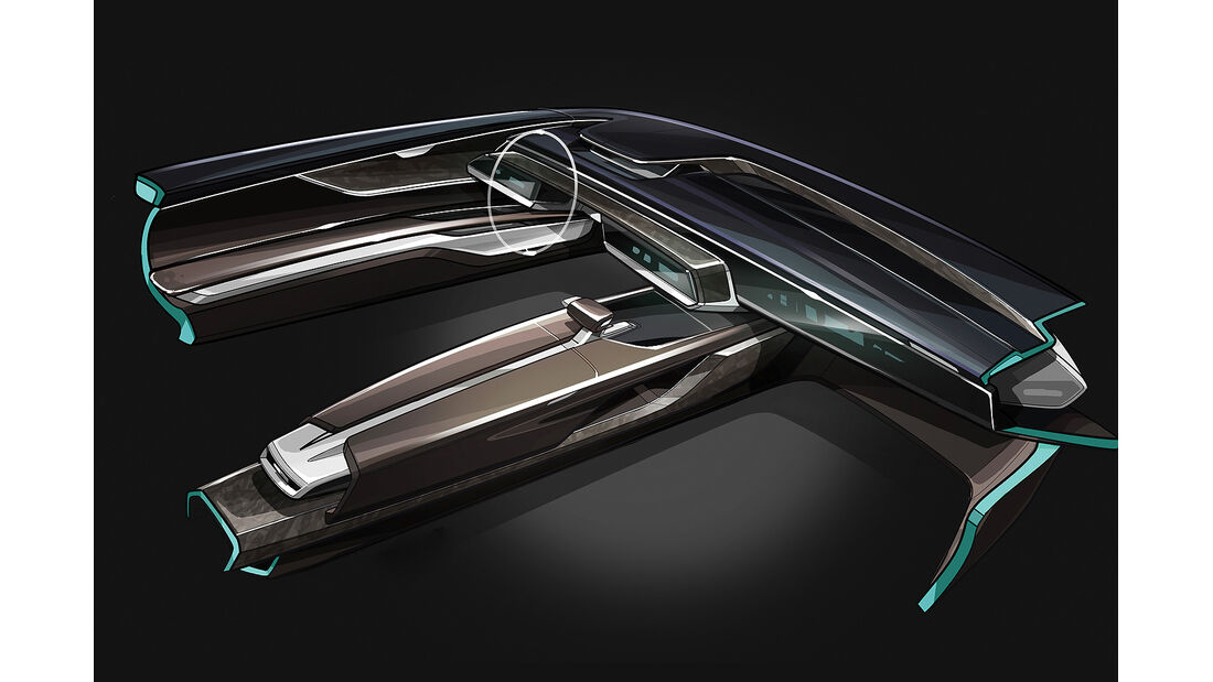 Audi A9 Prologue Genf 2015