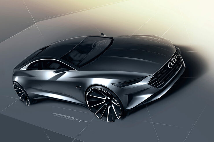 Audi A9 Prologue