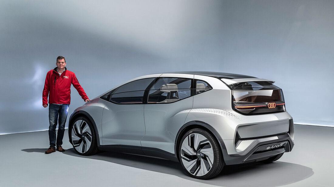 Audi AI:ME Concept Car Shanghai 2020