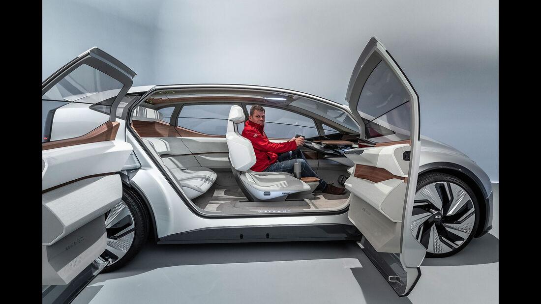 Audi AI:ME Concept Car Shanghai 2023
