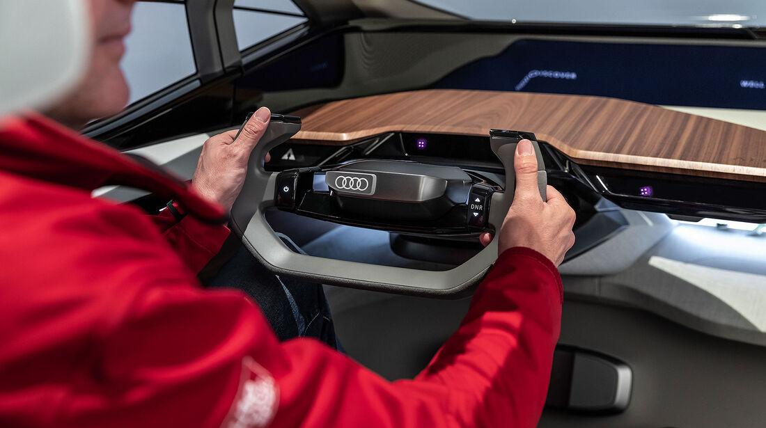Audi AI:ME Concept Car Shanghai 2026