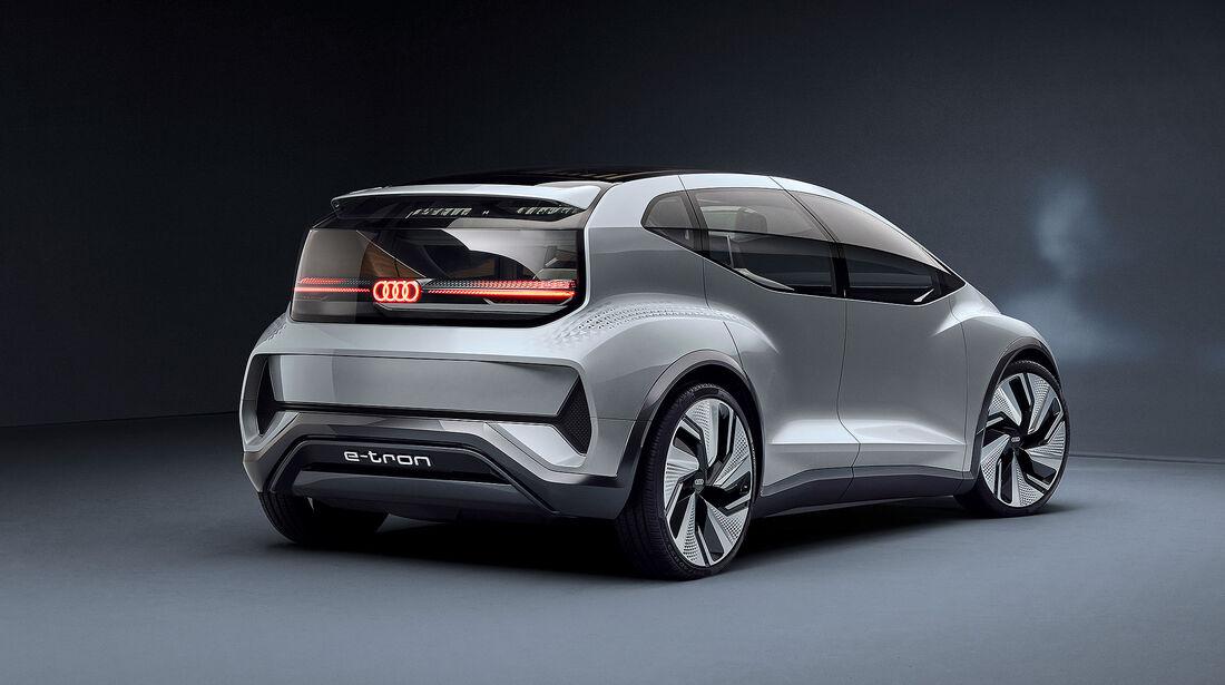 Audi AI:ME Concept Car Shanghai 2034