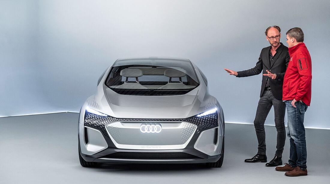 Audi AI:ME Concept Car Shanghai 2041