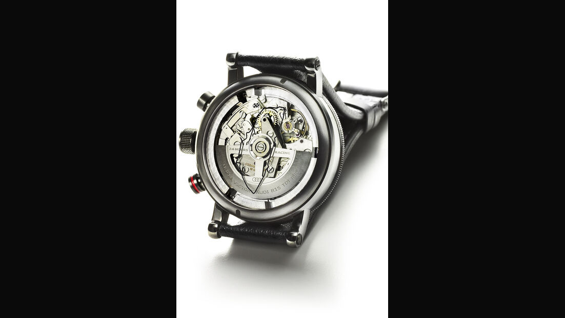 Audi-Accessoires, Chronograph, Uhr