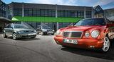 Audi Allroad Quattro, Mercedes E T-Modell, Volvo XC70