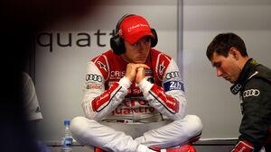 Audi - Andre Lotterer - 24h Rennen Le Mans - 1. Qualifying - Mittwoch - 10.6.2015