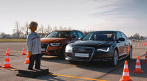 Audi Assistenzsysteme, pre sense city