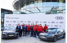Audi - Auslieferung - FC Bayern München