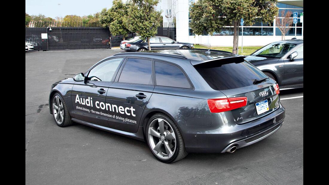 Audi Autonomes fahren