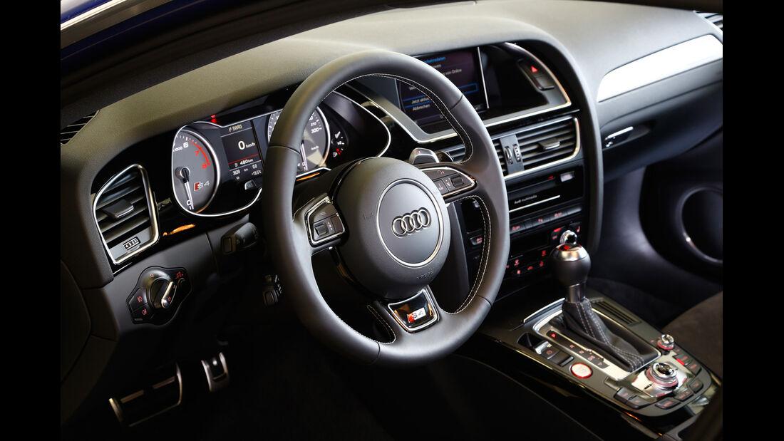 Audi Avant 3.0 TFSI, Cockpit