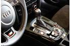 Audi Avant 3.0 TFSI, Schalthebel