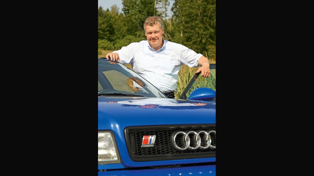 Audi Avant RS2, Dirk Johae