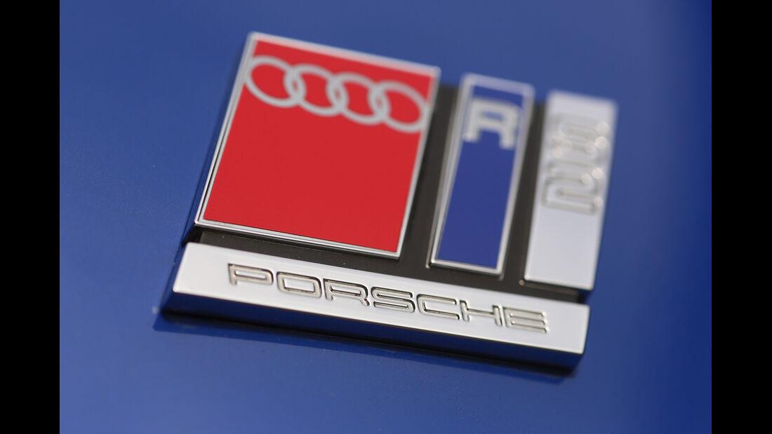 Audi Avant RS2, Emblem