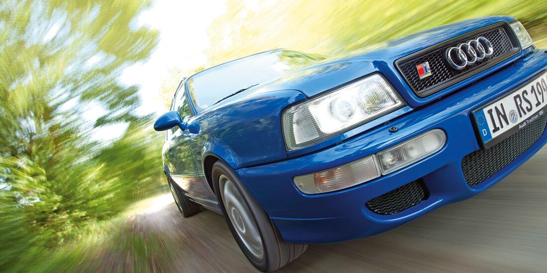 Audi Avant RS2, Frontansicht