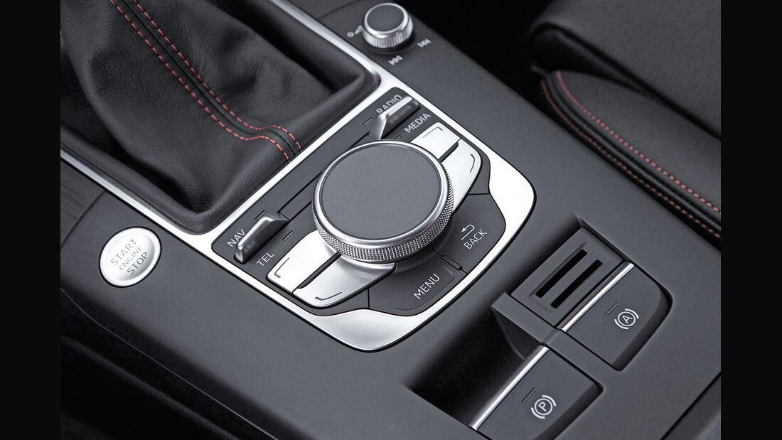 Audi, Bedienkonzept