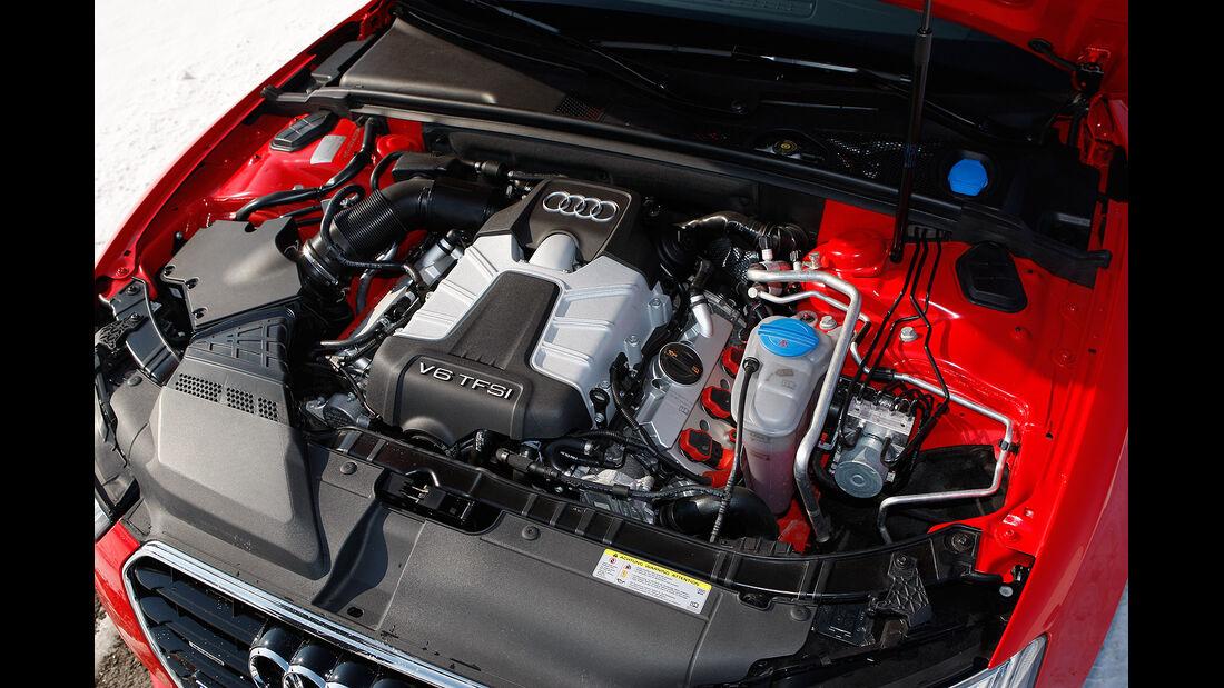Audi Cabriolet 3.0 TFSI Quattro, Motor