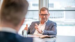 Audi-Chef Markus Duesmann