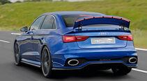 Audi Clubsport Quattro Concept, Heckansicht
