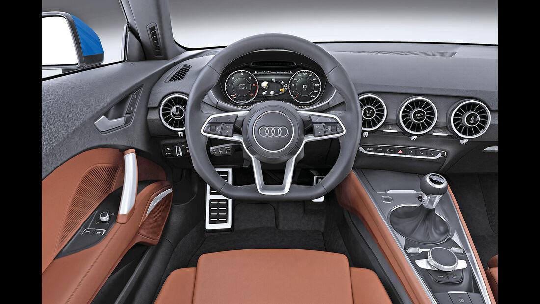 Audi, Cockpit