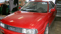 Audi Coupé 2.3 E Quattro, (1989)
