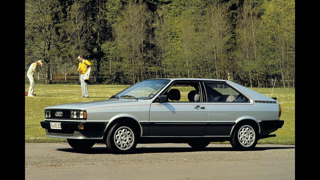 Audi Coupé von 1982