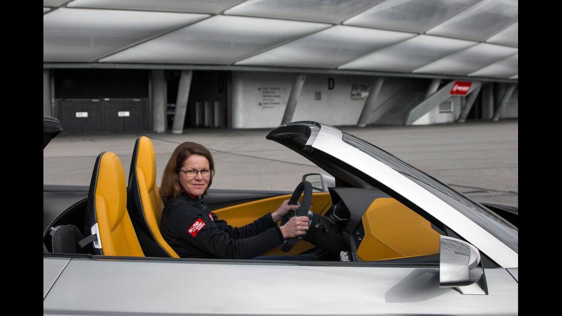 Audi Crosslane, Cockpit