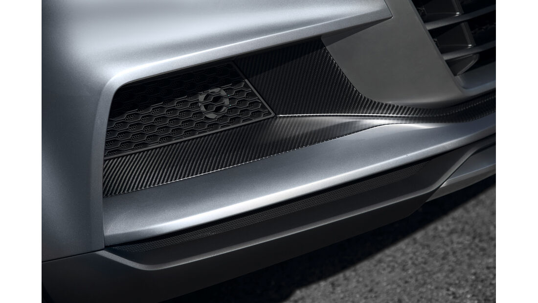 Audi Crosslane, Luftkühler