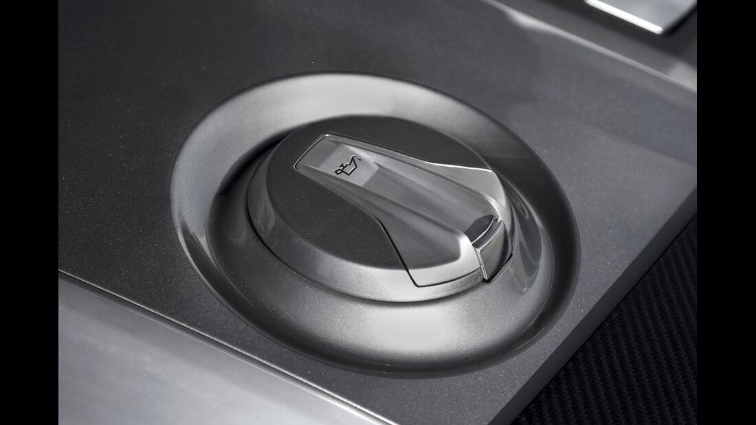 Audi Crosslane, Tankdeckel
