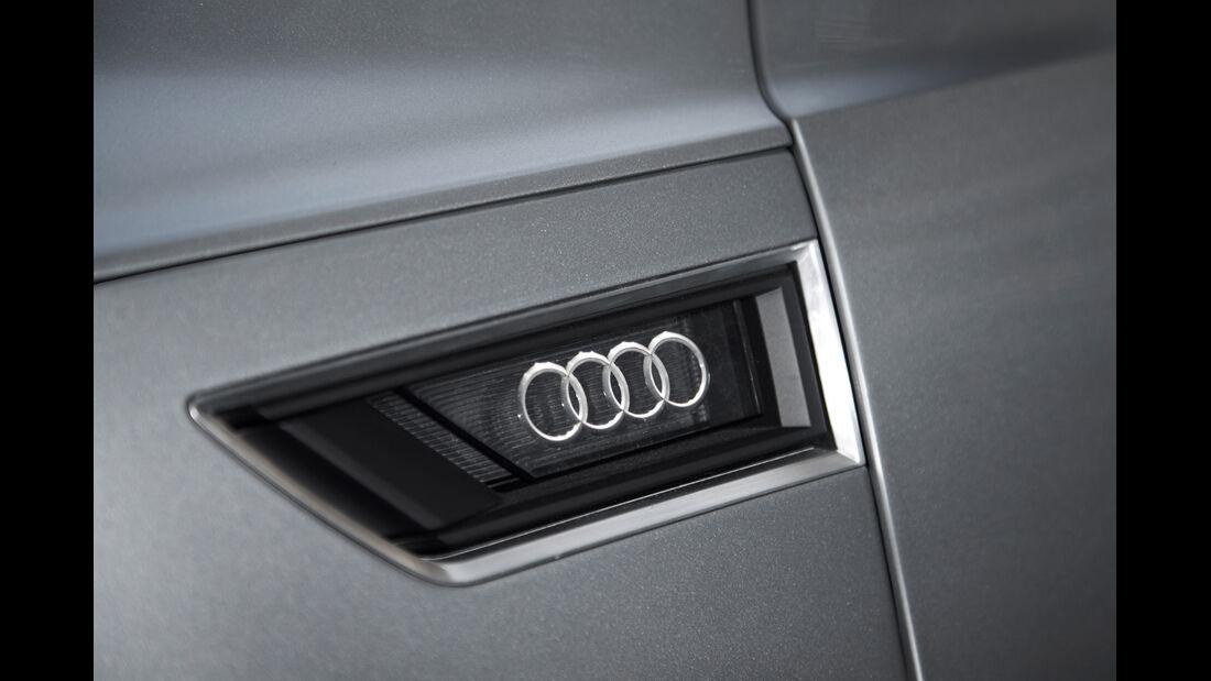 Audi Crosslane, Türgriff