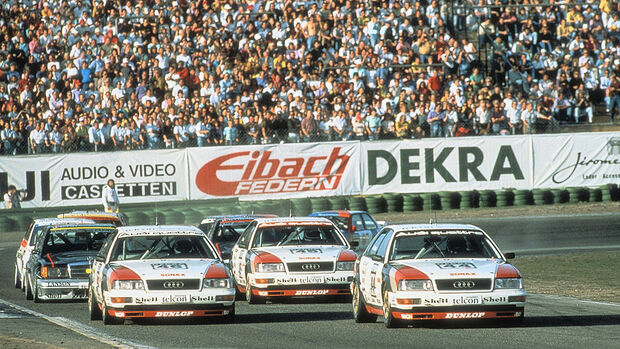 Audi DTM 1990