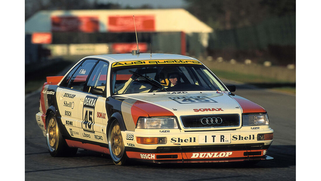 Audi DTM 1991