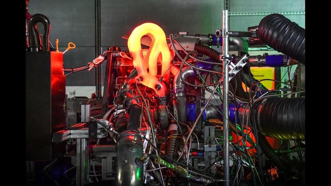 Neuer DTM-Turbomotor erklärt: Vierzylinder mit ...