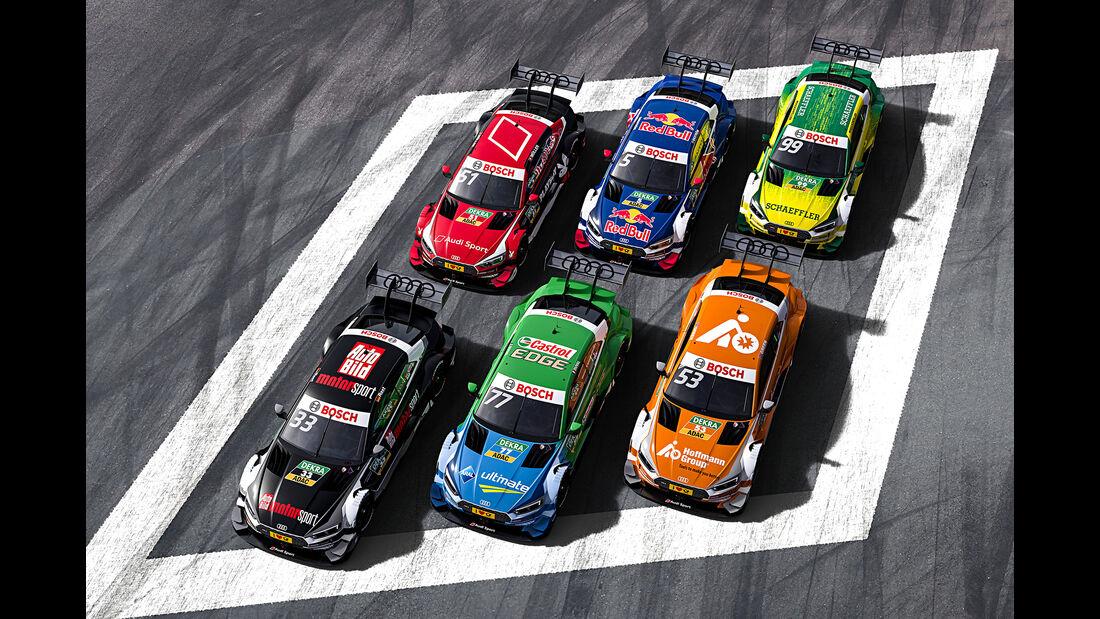 Audi - DTM-Autos 2017