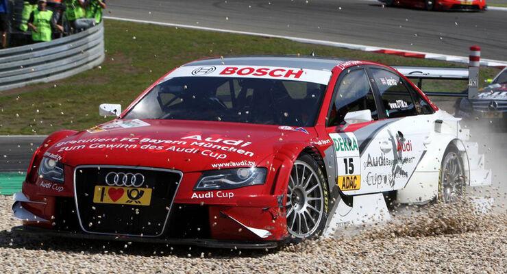 Audi DTM Nürburgring 2009