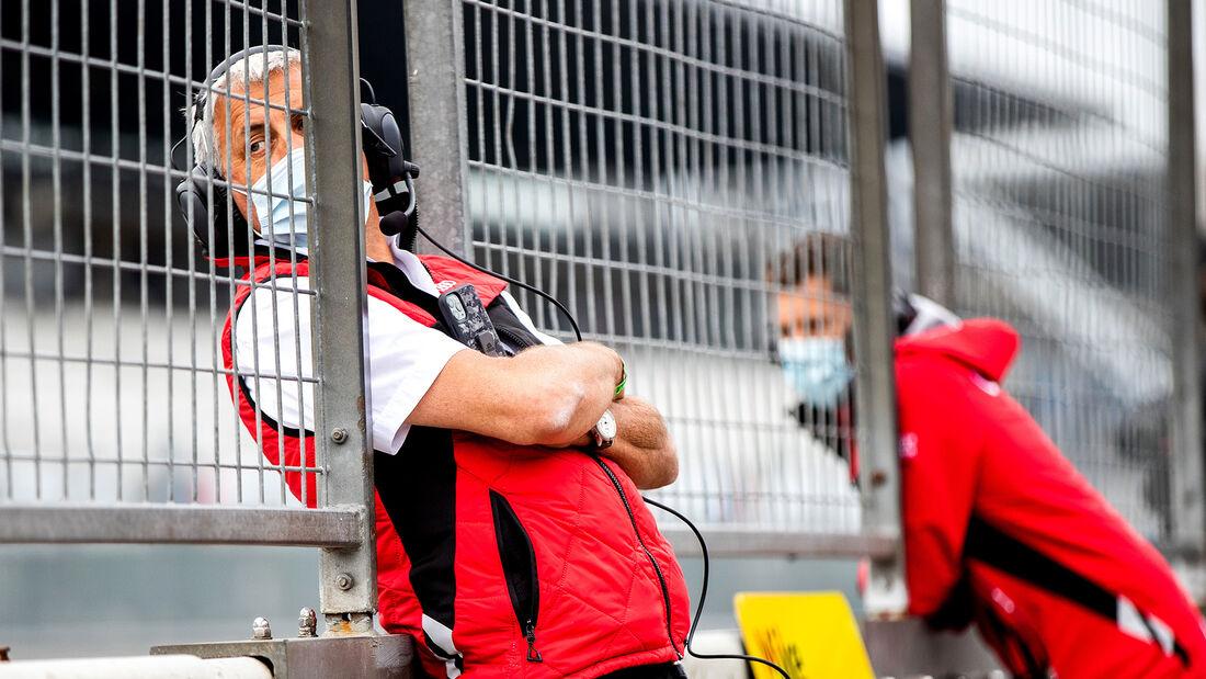 Audi - DTM - Testfahrten - Nürburgring - 8. Juni 2020